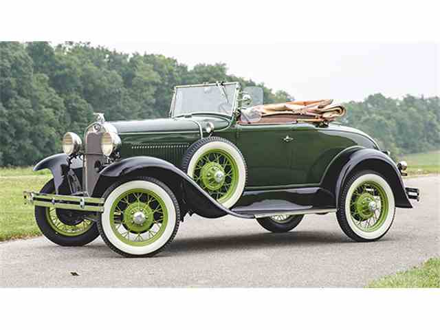 1930 Ford Model A | 1003552