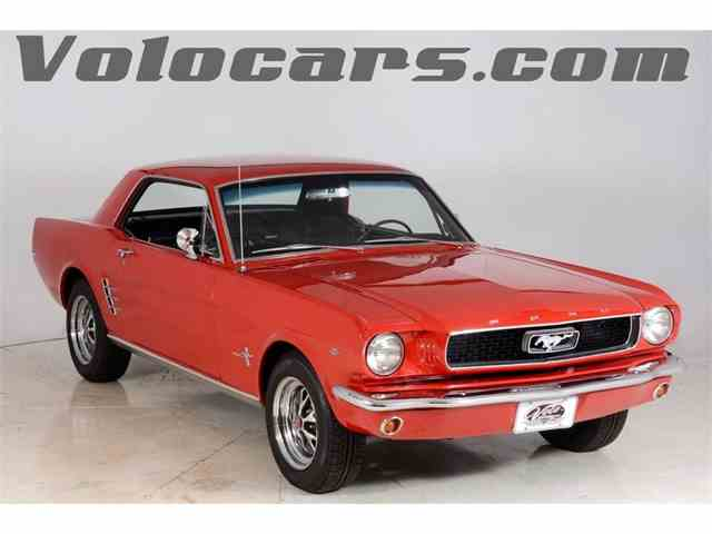 1966 Ford Mustang | 1003554