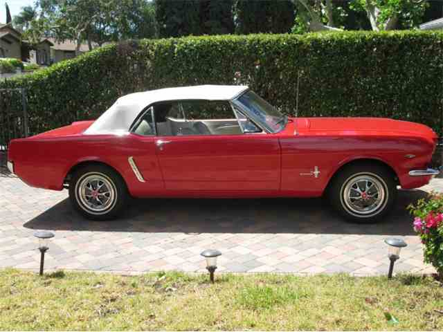1965 Ford Mustang | 1003557