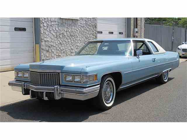 1975 Cadillac Coupe DeVille | 1003558