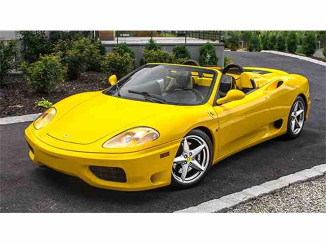 2002 Ferrari 360 | 1003560