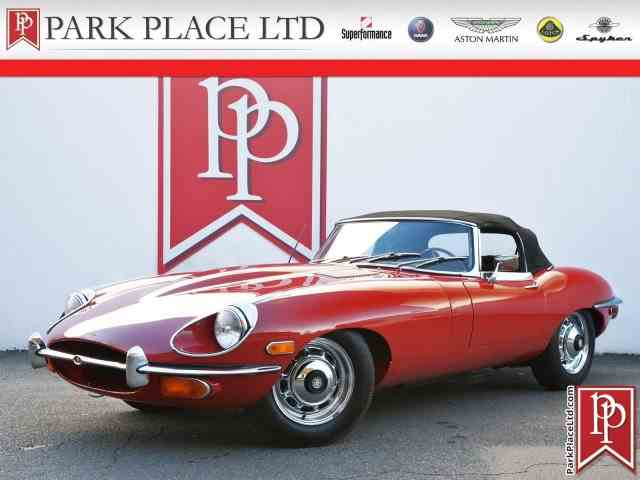 1969 Jaguar E-Type | 1003563
