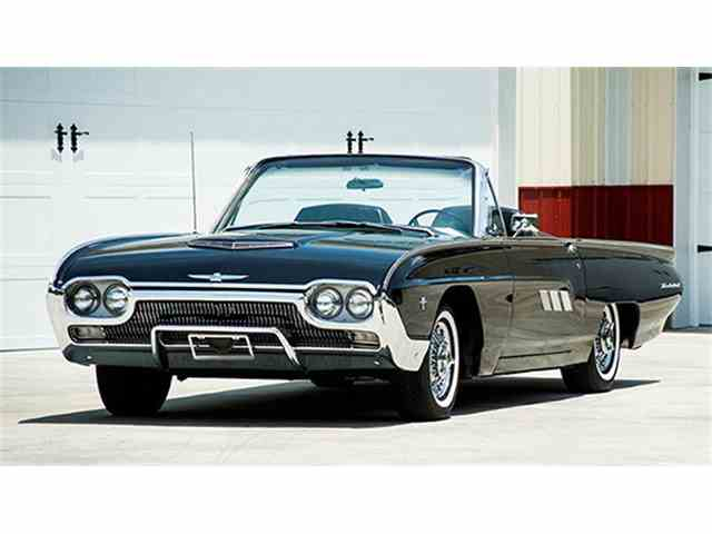 1963 Ford Thunderbird | 1003567