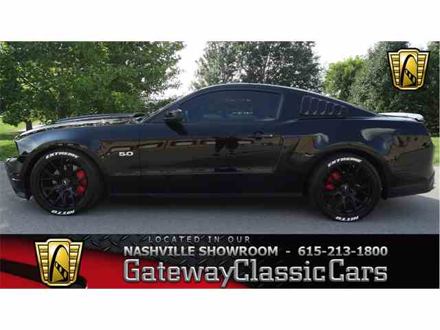 2012 Ford Mustang | 1003570
