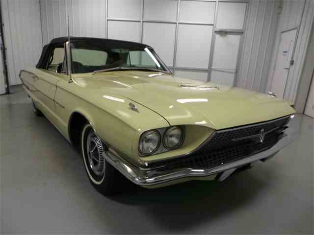 1966 Ford Thunderbird | 1003574