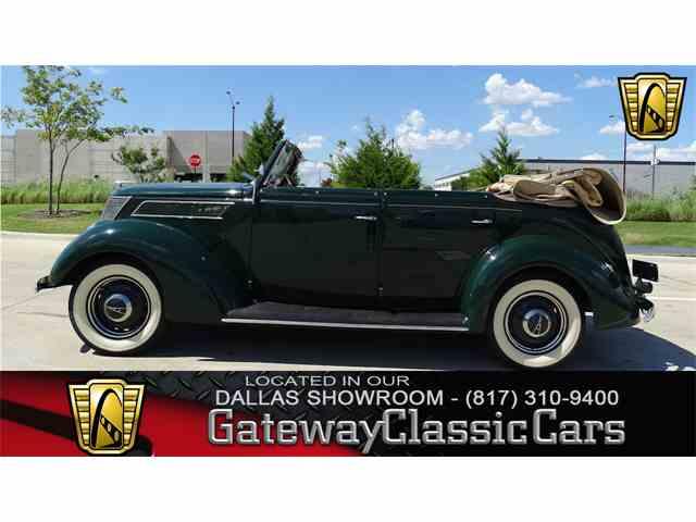 1937 Ford Phaeton | 1003575