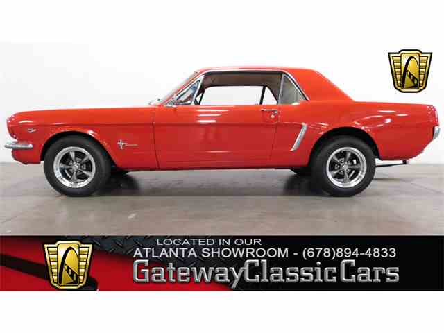1965 Ford Mustang | 1003586