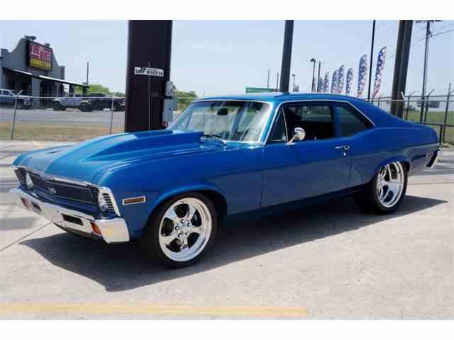 1972 Chevrolet Nova   1003594