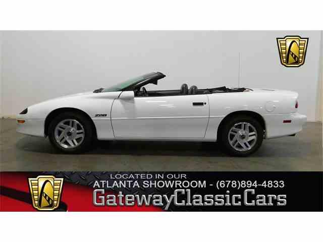 1995 Chevrolet Camaro | 1003596