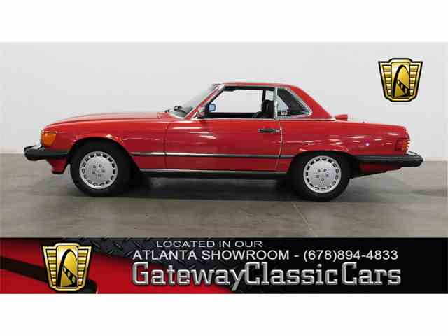 1987 Mercedes-Benz 560SL | 1003598