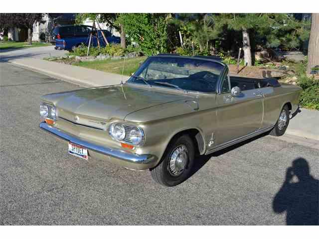 1963 Chevrolet Corvair Monza | 1000360