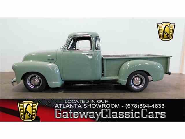 1955 Chevrolet 3100 | 1003602