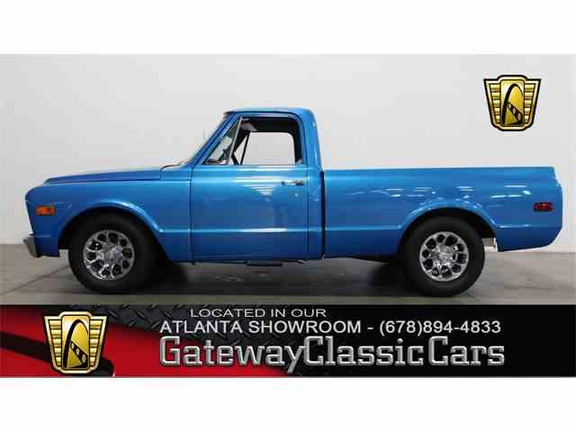 1967 Chevrolet C/K 10 | 1003604