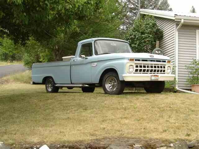 1965 Ford F100 | 1000361