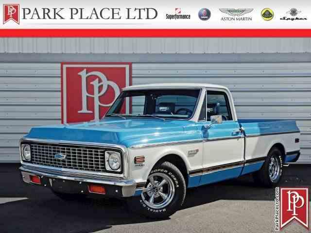 1972 Chevrolet 1 Ton Pickup | 1003610