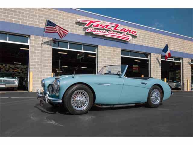 1957 Austin-Healey 100-6 | 1003617