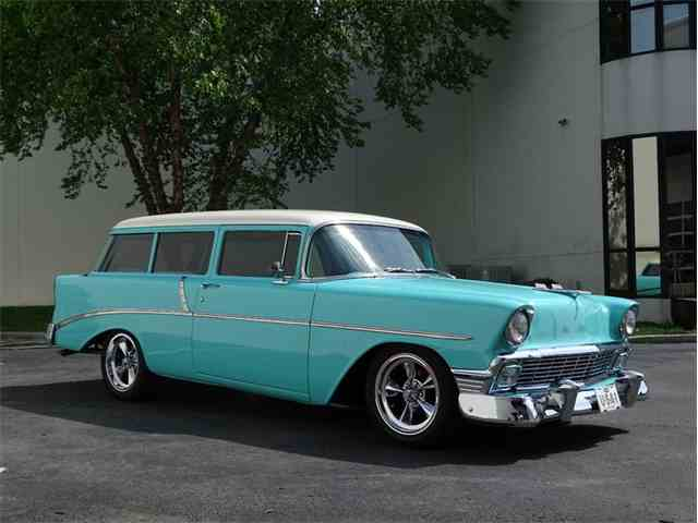 1956 Chevrolet 210 | 1003622