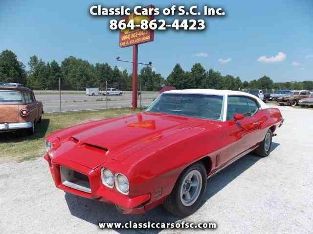 1972 Pontiac LeMans | 1003623