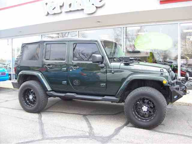 Picture of '10 Wrangler - LIEH