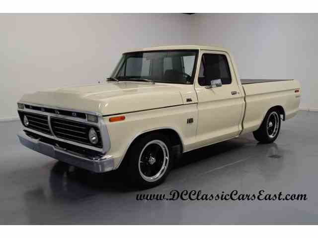 1973 Ford F100 | 1003627