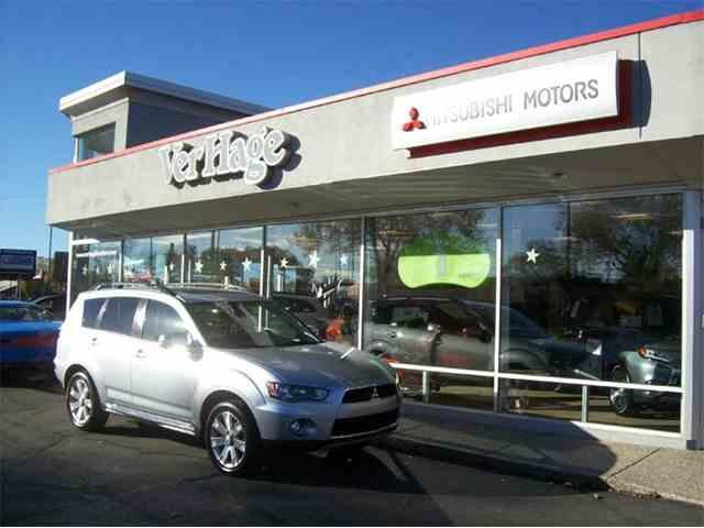2012 Mitsubishi Outlander   1003628