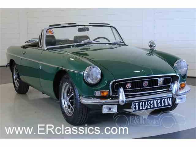 1970 MG MGB | 1000363