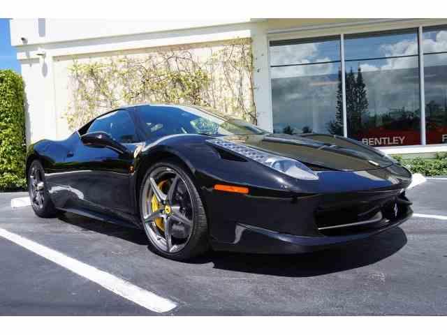 2012 Ferrari 458 | 1003647