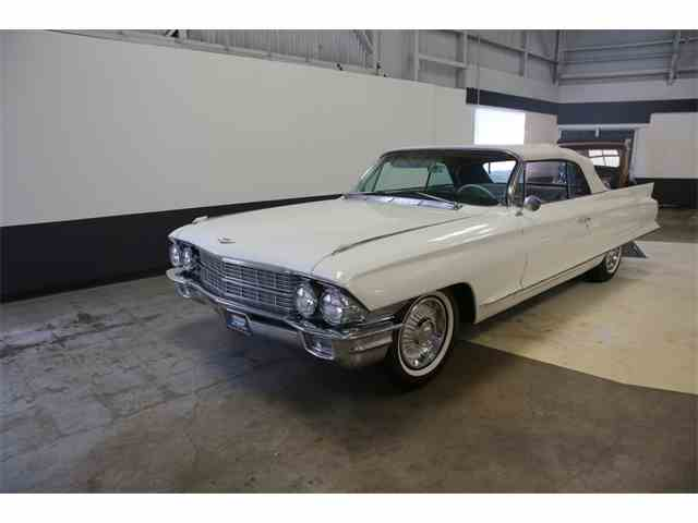 1962 Cadillac DeVille | 1003649