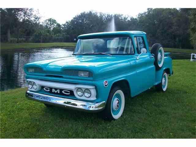 1960 GMC Pickup | 1003653
