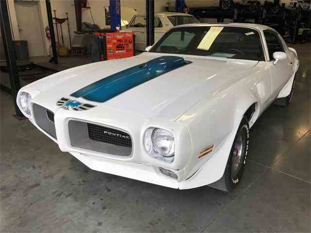 1970 Pontiac Firebird Trans Am | 1003672