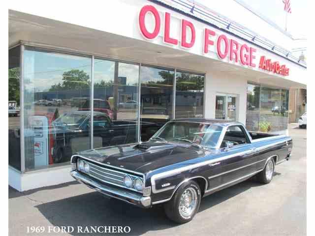1969 Ford Ranchero | 1003683