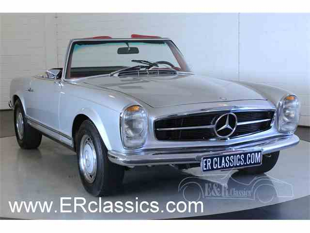 1969 Mercedes-Benz 280SL | 1000369