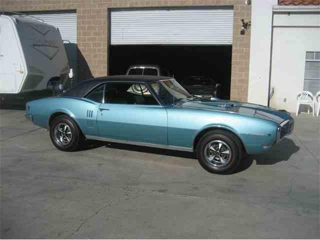 1968 Pontiac Firebird | 1003692