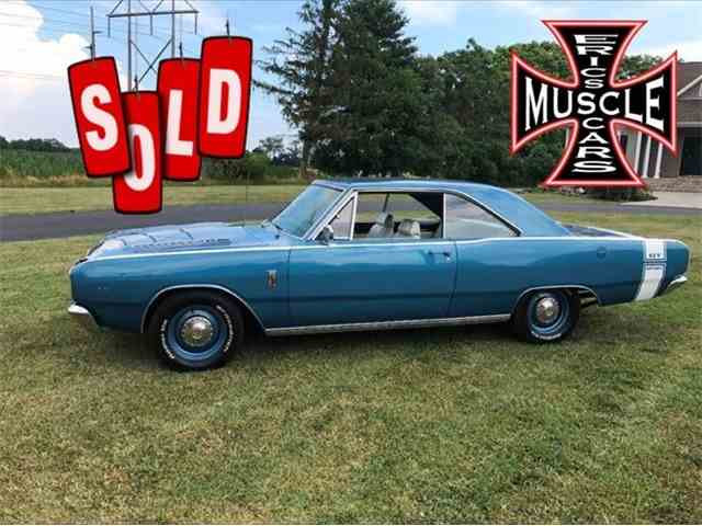 1967 Dodge Dart   1003697