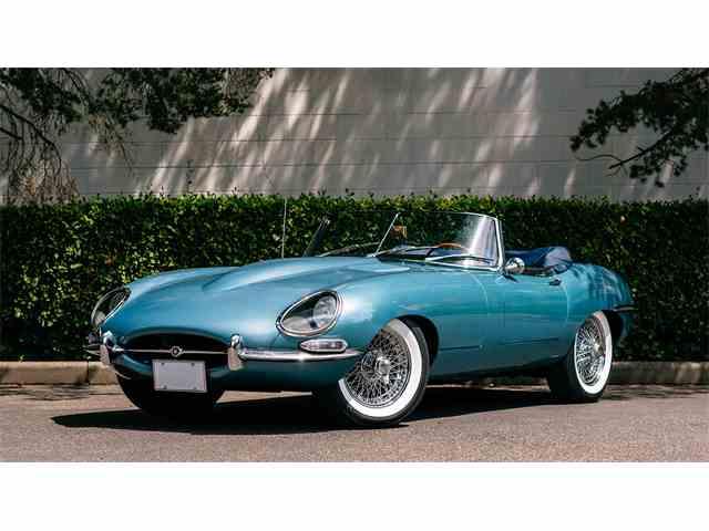 1964 Jaguar E-Type | 1003704