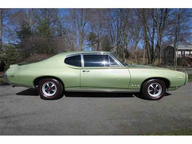 1969 Pontiac 2-Dr Coupe | 1003708