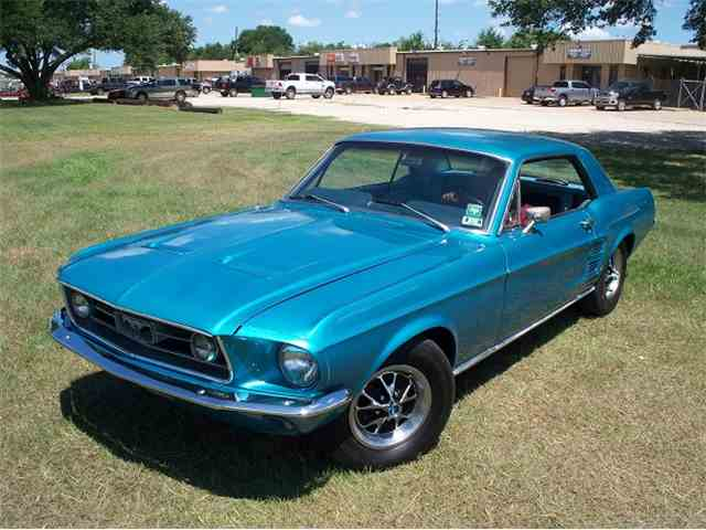 1967 Ford Mustang | 1000371
