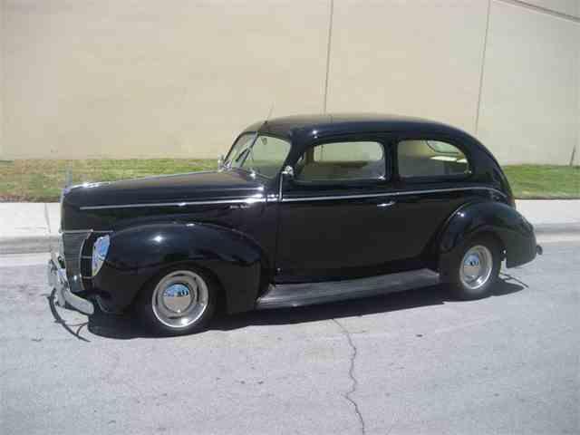 1940 Ford 2-Dr Sedan | 1003717