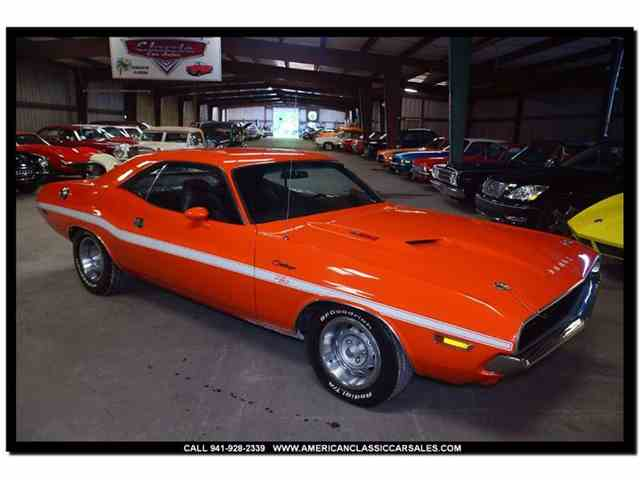 Picture of '70 Challenger - $73,900.00 Offered by American Classic Car Sales - LIH7