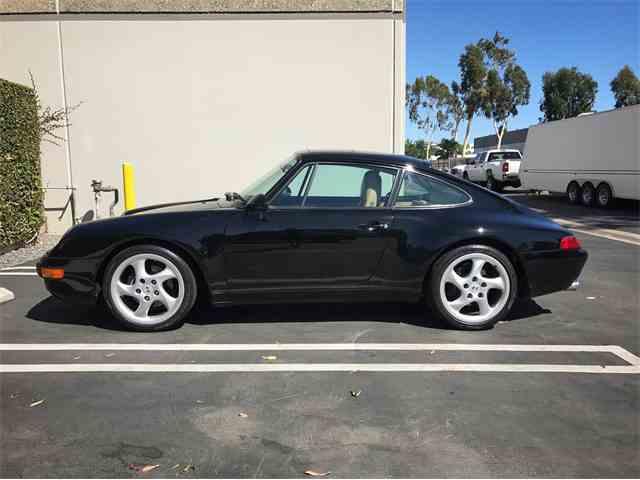 1997 Porsche 911   1003731