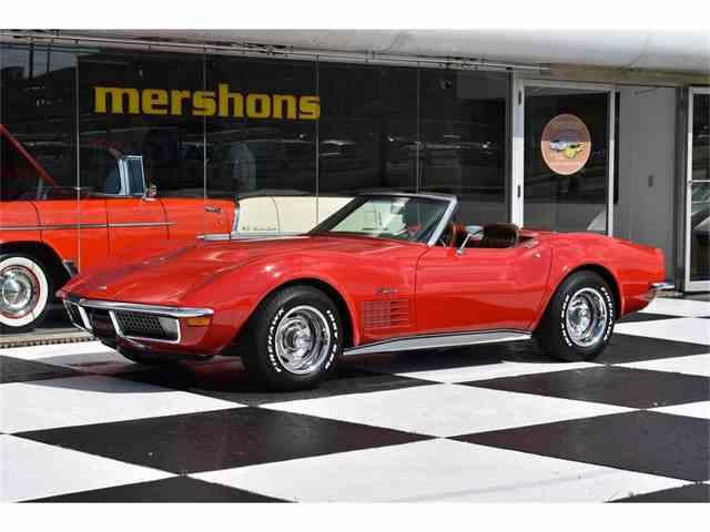 1971 Chevrolet Corvette | 1003732