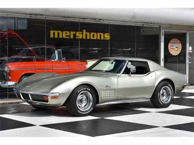 1972 Chevrolet Corvette | 1003733