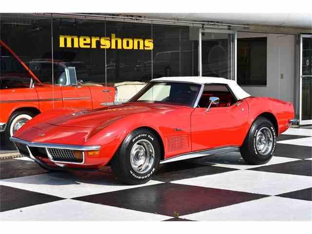 1972 Chevrolet Corvette | 1003734