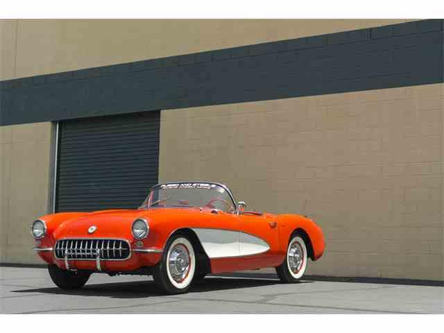 1957 Chevrolet Corvette | 1003737