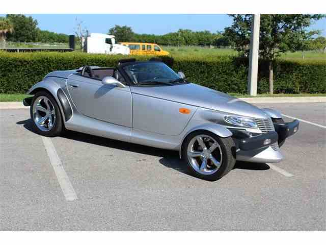 2001 Plymouth Prowler | 1003741