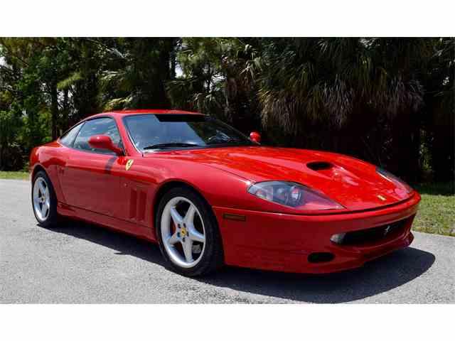 1997 Ferrari 550 Maranello | 1003743