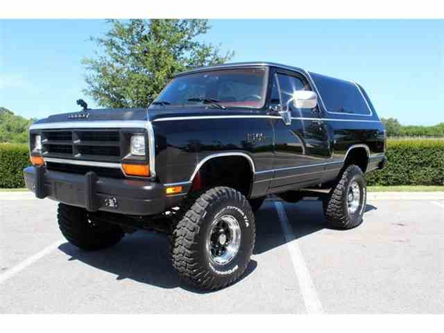 1989 Dodge Ramcharger | 1003744