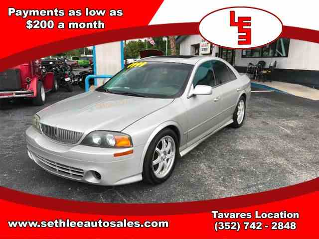 2002 Lincoln LS | 1003747