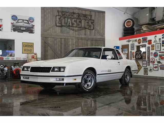 1984 Chevrolet Monte Carlo SS | 1003752