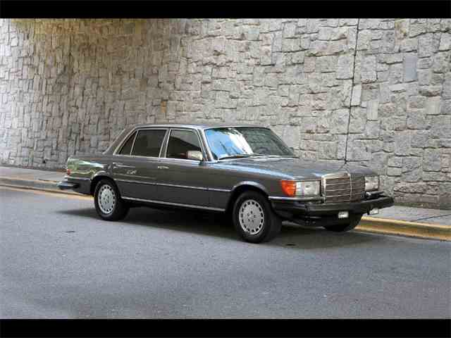 1979 Mercedes-Benz 450SL   1003754